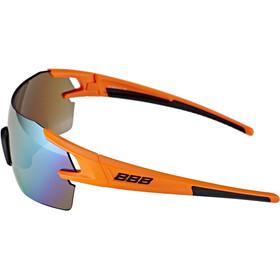 BBB FullView BSG-53 Sportbrille matt orange